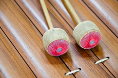 Thai xylophone Royalty Free Stock Image