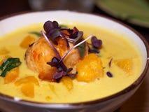 Thai yellow curry Stock Photos