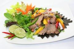 Thai Yum Meur. Hearty entree Stock Photography
