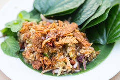 Thai Yum Salad Food Royalty Free Stock Photo