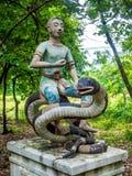 Thai zodiac year Royalty Free Stock Photo