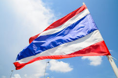 Thaiflag Stock Image