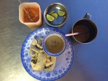 Thaifood融合 图库摄影