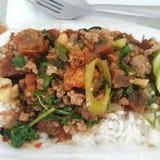 Thaifood Fotografia Stock