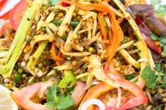 Thaifood Arkivbilder