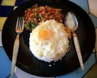 Thaifood image stock