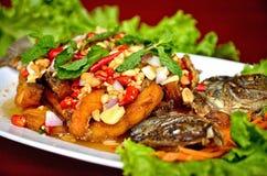 Thaifood Foto de archivo libre de regalías