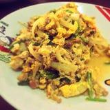 Thaifood da arte Imagem de Stock