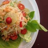 Thaifood da arte Imagem de Stock Royalty Free