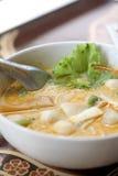 Thaifood de yum de Tom épicé Photos stock