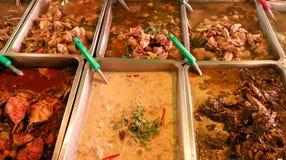 Thaifood. Food of  plaza Stock Photo
