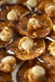 Thaifood van kammossel Royalty-vrije Stock Fotografie