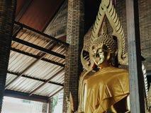 Thailändisch der Buddha stockbild