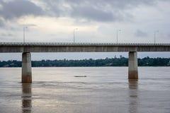 Thailändisch-Laos-Freundschafts-Brücke Stockfoto