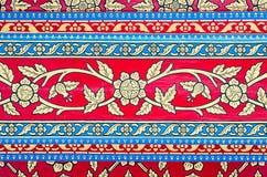 Thailändische Artkunstmalerei stockfotos