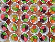 Thailändische Bonbons, Luk Chub Stockbilder