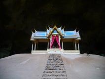 Thailändische Höhle Pavillion - Phraya Nakhon Lizenzfreie Stockfotos