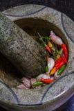 Thailändische Küche Stockbilder