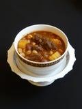 Thailändische Küche, masaman Curry Lizenzfreie Stockbilder