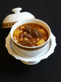 Thailändische Küche, masaman Curry Lizenzfreie Stockfotografie