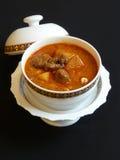 Thailändische Küche, masaman Curry Stockfoto