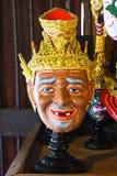 Thailändische khon Maske Stockbild
