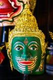 Thailändische khon Maske Lizenzfreies Stockbild