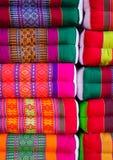 Thailändische Kissen Stockfoto