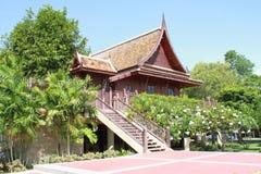 Thailändische kulturelle Mitte Lizenzfreies Stockfoto