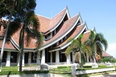 Thailändische kulturelle Mitte Stockbild