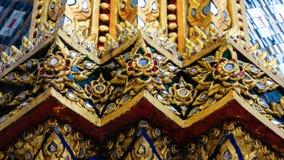 Thailändische Kunst Lizenzfreies Stockfoto