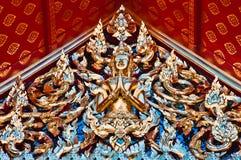Thailändische Kunst Stockbild