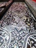 Thailändische Kunst, Perlenkunst Lizenzfreie Stockbilder