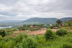 Thailändische Landschaft Lizenzfreie Stockbilder