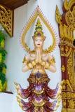 Thailändische Lanna Angel Stockbild