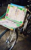 Thailändische Lotterie lizenzfreie stockfotografie