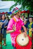 Thailändische Musik Lizenzfreies Stockfoto