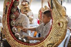 THAILÄNDISCHE MUSIK THAILANDS ISAN PHIMAI Stockfotografie