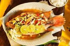 Thailändische Nahrung Stockbild