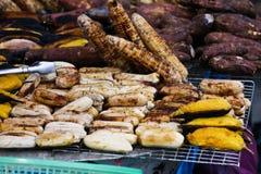 Thailändische Nahrung Lizenzfreie Stockfotos