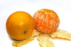 Thailändische Orange Stockfoto