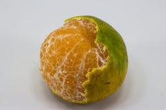 Thailändische Orange stockfotografie
