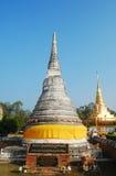 Thailändische Pagode Stockfotos