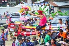 Thailändische Rakete Lizenzfreie Stockfotos