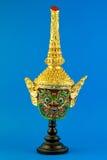 Thailändische riesige Maske Lizenzfreies Stockfoto