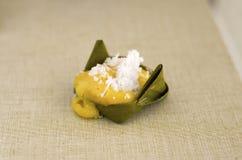 Thailändische süße Arengapalme des Nachtischs. Lizenzfreie Stockfotos