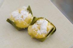 Thailändische süße Arengapalme des Nachtischs. Stockbilder