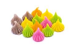 Thailändische Süßigkeit Aalaw Stockbilder