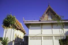 Thailändische Tempelkunst Thailands von Thailand Isaan Stockfoto