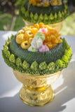 Thailändische Zeremonie Lizenzfreie Stockbilder